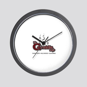The Griddle Cafe Wall Clock