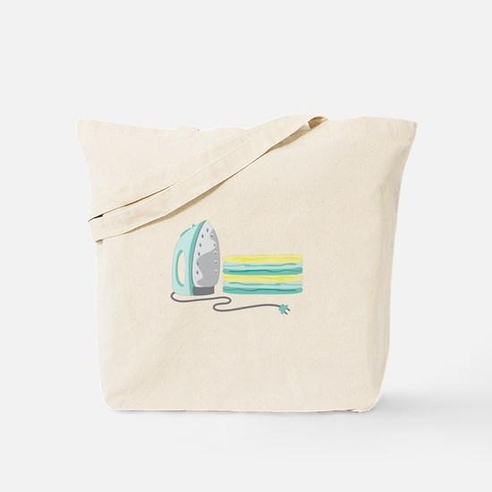 Household Iron Tote Bag