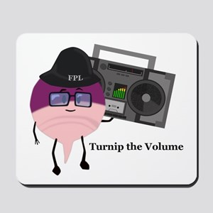 Turnip The Volume Mousepad
