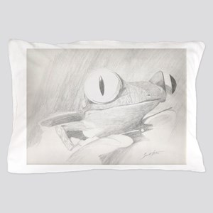 TreeFrog Pillow Case