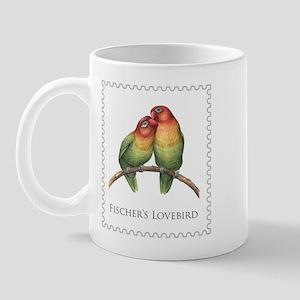 Fischer's Lovebird Mug
