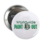 """IPAP WORLDWIDE Paint Out 2.25"""" Button"""