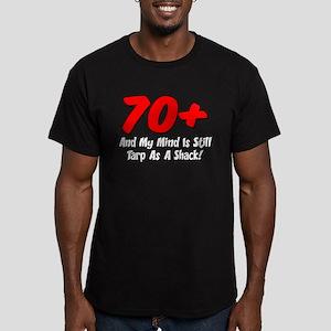 Over 70 Tarp As Shack T-Shirt