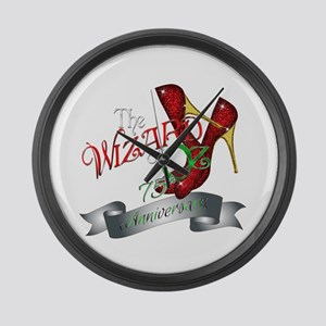 75th Anniversary Wizard of Oz Ruby Slippers Large