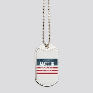 Made in Duncans Mills, California Dog Tags