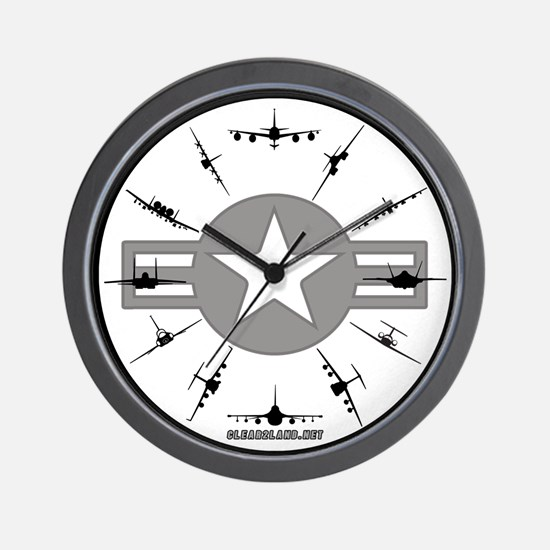 Cool C5 Wall Clock