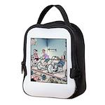 Gym exercise Easy Rider Neoprene Lunch Bag