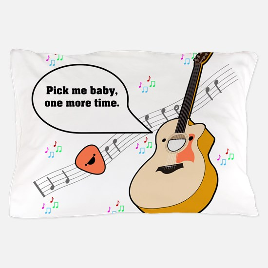 Pick me baby! Pillow Case