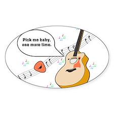 Pick me baby! Sticker