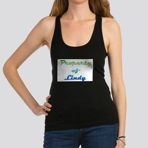 Property Of Lindy Female Tank Top