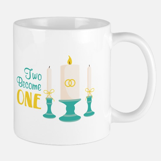 Two Become ONE Mugs