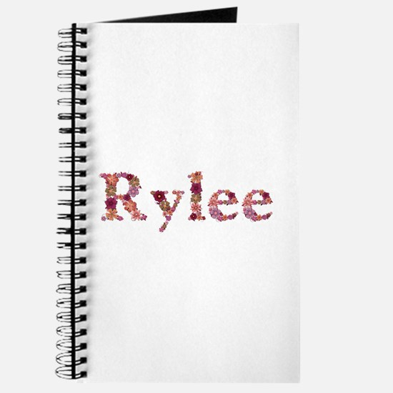 Rylee Pink Flowers Journal