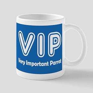 Very Important Parrot Mug