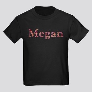 Megan Pink Flowers T-Shirt