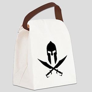 sparta Canvas Lunch Bag