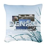 ABH Denali Woven Throw Pillow