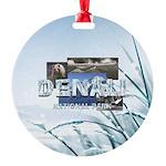ABH Denali Round Ornament