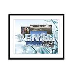 ABH Denali Framed Panel Print