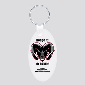 Dodge it! Keychains