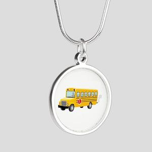 School Bus Necklaces