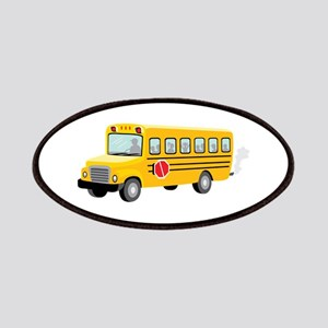 School Bus Patches