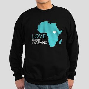 Love Crosses Oceans Sweatshirt