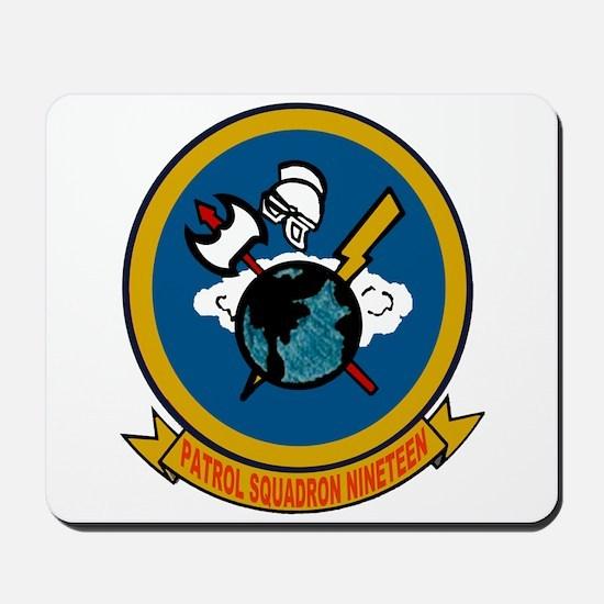 Patrol Squadron 19 Mousepad