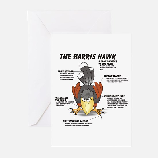 The Harris Hawk Greeting Cards (Pk of 10)