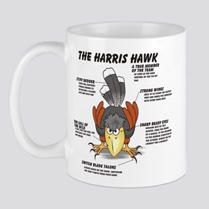 The Harris Hawk Mug