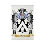 Feely Rectangle Magnet (100 pack)