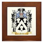 Feely Framed Tile