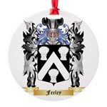 Feeley Round Ornament