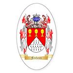 Feeheen Sticker (Oval 10 pk)