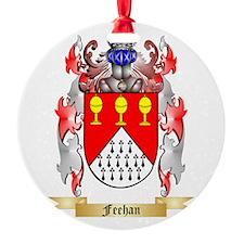 Feehan Round Ornament