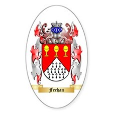 Feehan Sticker (Oval)