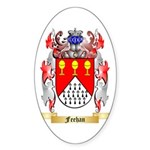 Feehan Sticker (Oval 50 pk)