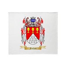 Feehan Throw Blanket