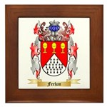 Feehan Framed Tile