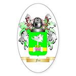Fee Sticker (Oval 10 pk)