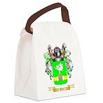 Fee Canvas Lunch Bag