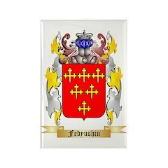 Fedyushin Rectangle Magnet (100 pack)