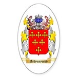 Fedyunyesev Sticker (Oval 50 pk)