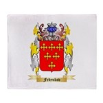 Fedyukov Throw Blanket