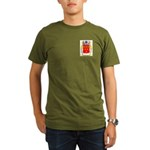 Fedyukin Organic Men's T-Shirt (dark)