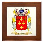 Fedynski Framed Tile