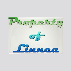 Property Of Linnea Female Magnets