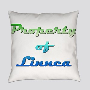 Property Of Linnea Female Everyday Pillow