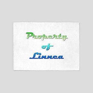 Property Of Linnea Female 5'x7'Area Rug