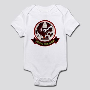 VP 17 White Ligtnings Infant Bodysuit