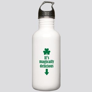 It's magically delicious shamrock Stainless Water